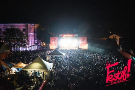 We talk to Le Festif's Clément Turgeon about what makes out-there festival such a huge draw.