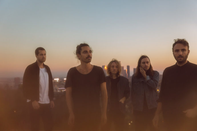 """Local Natives debut new lyric video for """"The Only Heirs"""""""