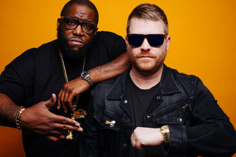 "Run The Jewels debut new video for ""Don't Get Captured"""