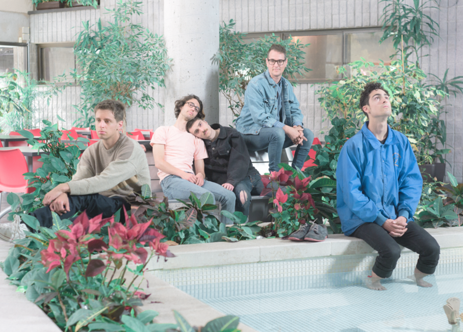 """Montreal's Look Vibrant debut """"Numb Your Spirit"""""""