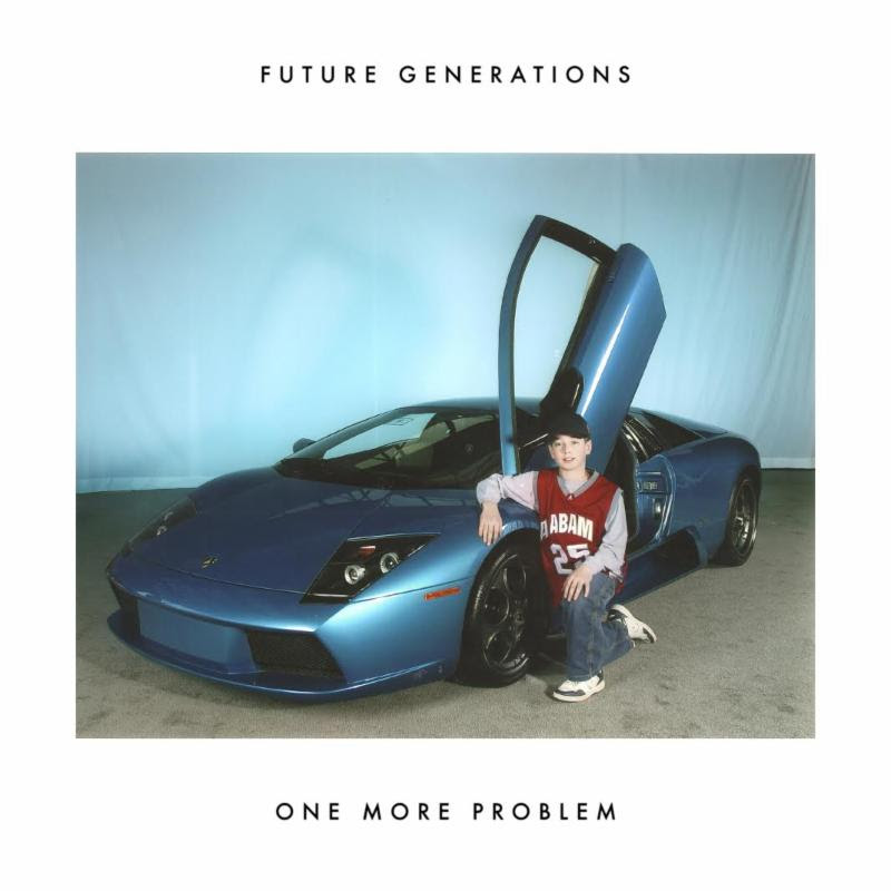 "Listen to a new track from Future Generations. The NYC band have shared their new single ""One More Problem"""