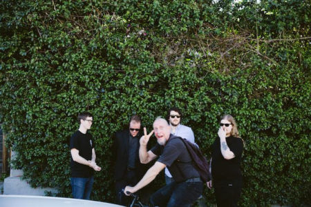 Protomartyr announce debut album 'Relatives In Descent' for Domino Records
