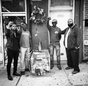 """Algiers' """"Cleveland"""" video out now - shot in Staten Island & East New York"""