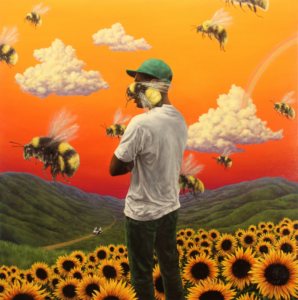 Tyler The Creator has shared details of his new album 'Flower Boy'