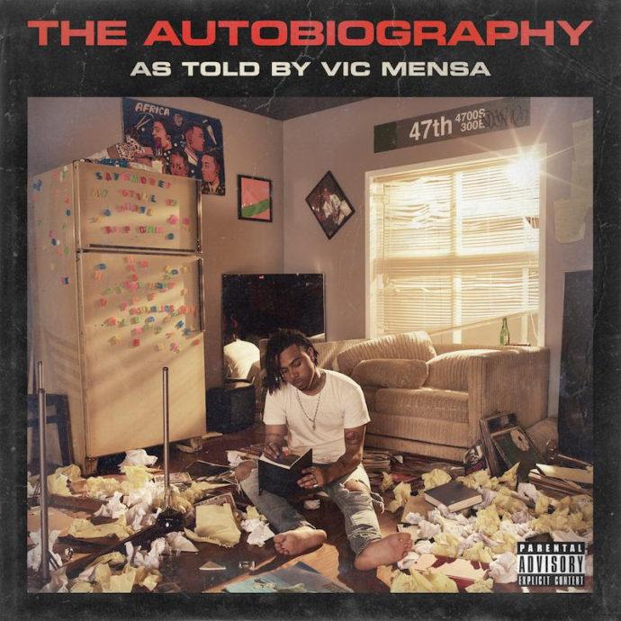 Vic Mensa announces debut album 'Biography'