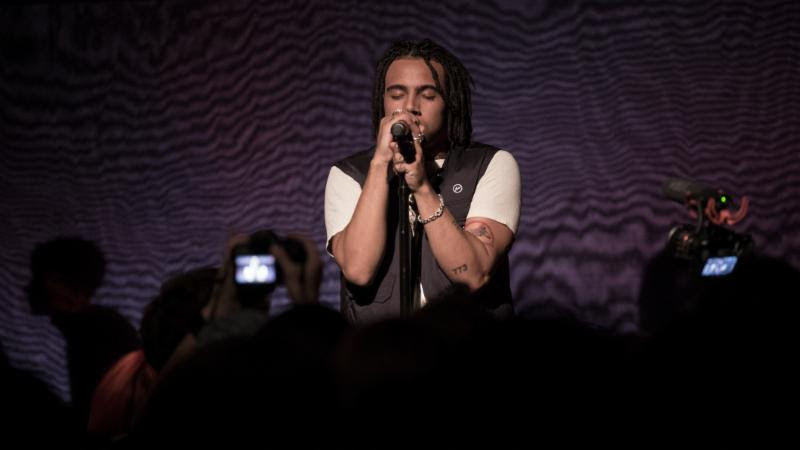 "Vic Mensa shares the new video for his song ""Rage"""