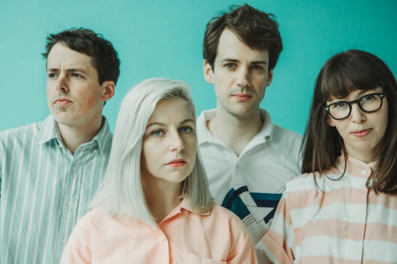 Alvvays will release their sophomore album Antisocialites later this month.