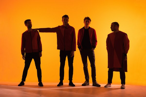 """""""Desire"""" by Everything Everything, is 'Northern Transmissions' 'Song of the Day'"""