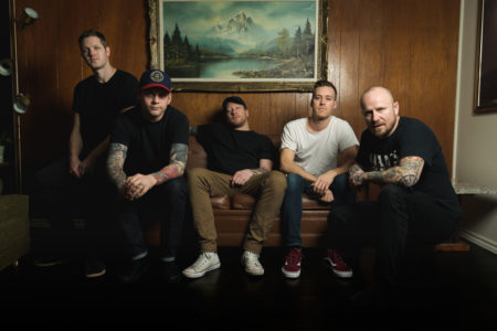 Comeback Kid Interview Andrew Neufeld