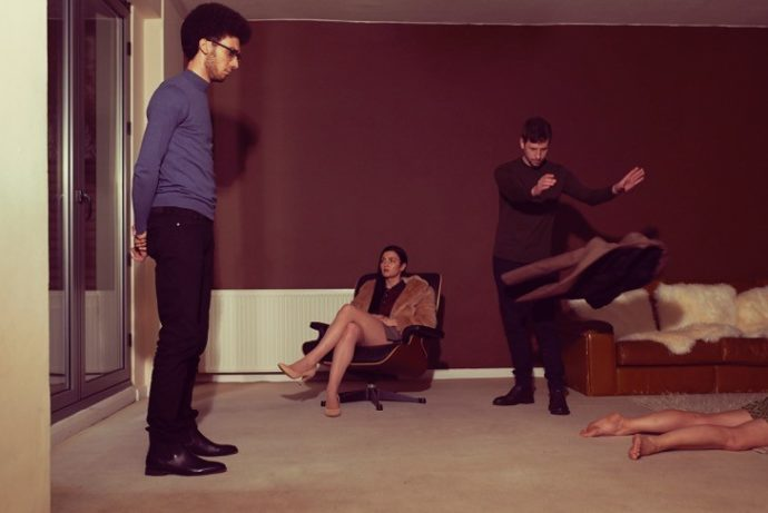 Fassine stream their forthcoming EP 'Gourami', ahead of it's release.