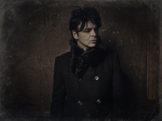 "Gary Numan streams new single ""And It All Began With You"""