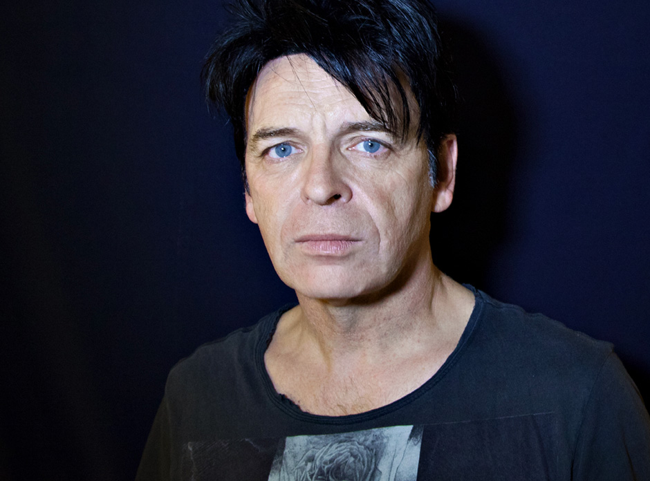 """Northern Transmissions' 'Song of the Day' is """"What God Wanted"""" by Gary Numan,"""