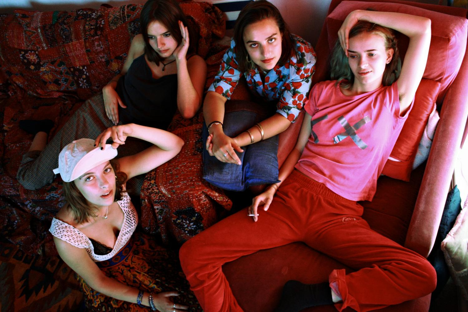 """Goat Girl release new video for """"Crow Cries"""""""