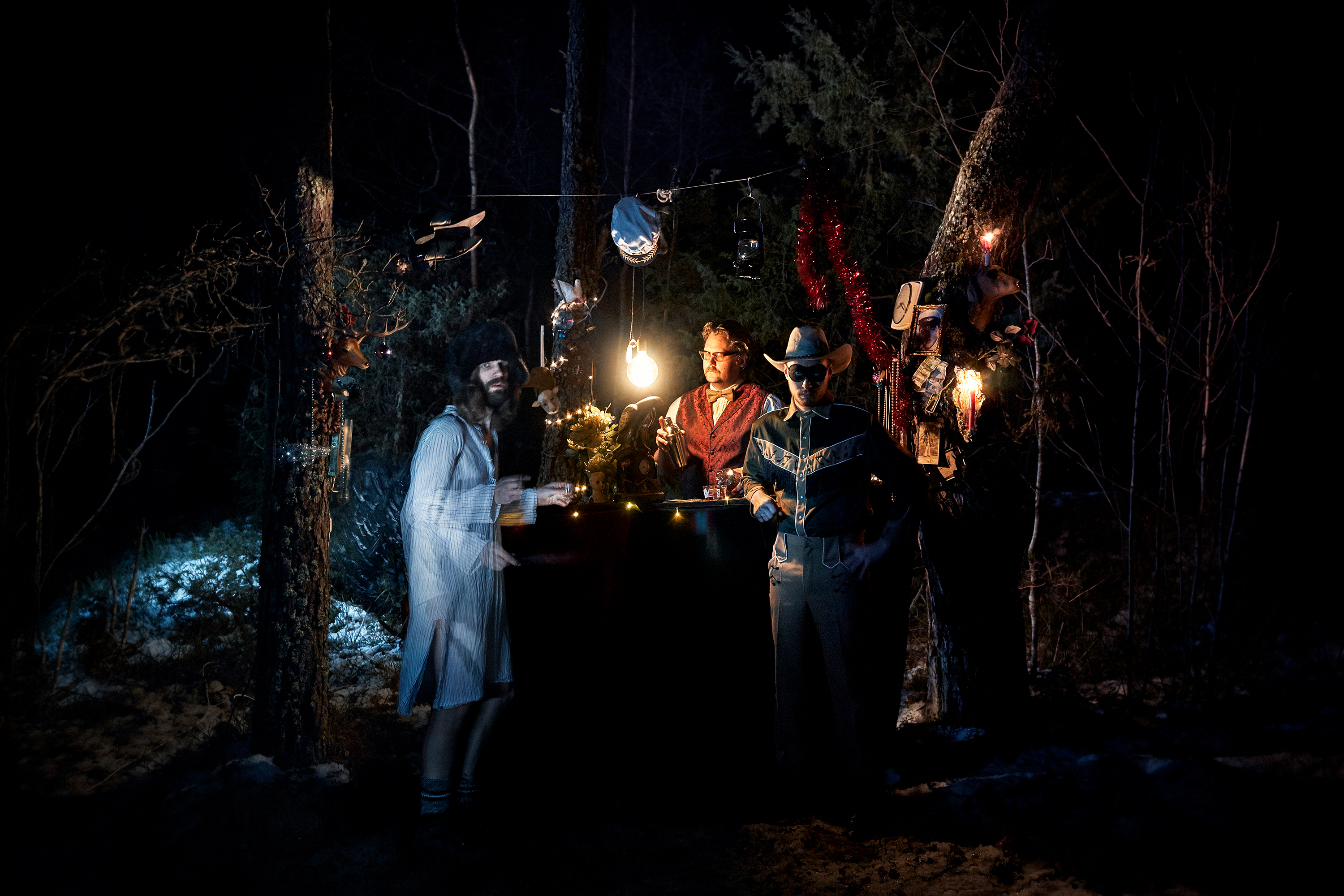 """Swedish band Norma has shared their new video """"Spectacular Bid""""."""