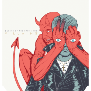 Review of Queens Of The Stone Age's new LP 'Villains'