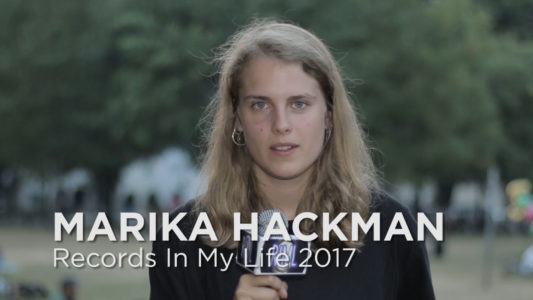 Marika Hackman guests on 'Records In My Life'.