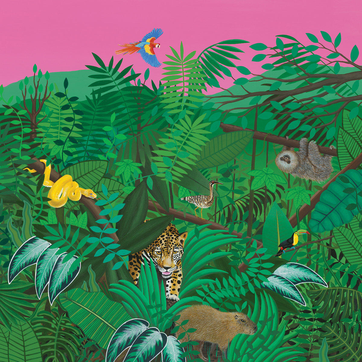 Review of 'Good Nature' by Turnover