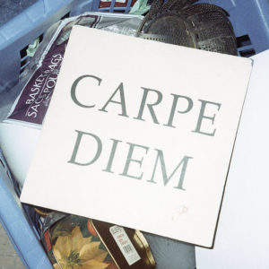 Our review of Walter TV's new full-length 'Carpe Diem'