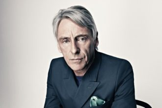 "Paul Weller announces new 12' ""Mother Ethiopia"""