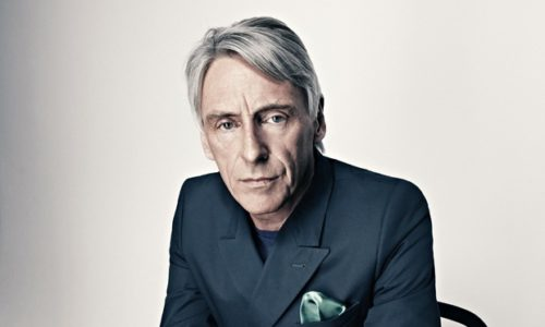 "Paul Weller announces new 12' ""Mother Ethiopia"""