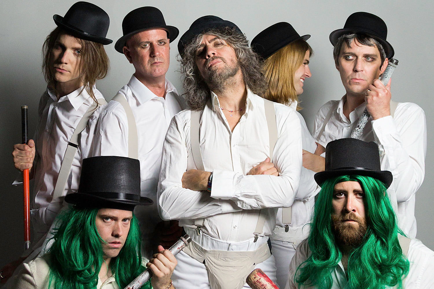 """The Flaming Lips Release New Video for """"Almost Home (Blisko Domu)"""""""