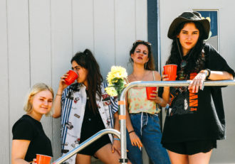 """Hinds release new cover of Roy Ayer's """"Caribbean Moon""""."""