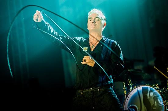Morrissey announces new album 'Low in High-School'
