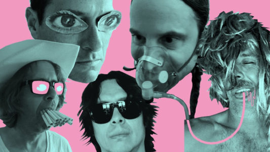 Hot Snakes announce new album and tour dates.