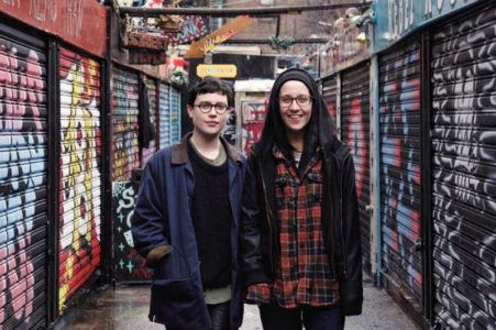 "Partner release new single ""Gross Secret"""