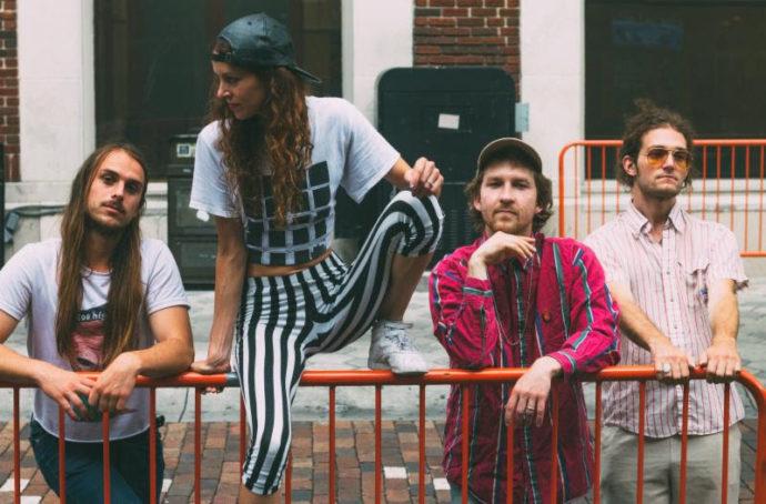 Reptaliens announce new album 'FM-2030'.