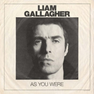 "Liam Gallagher debuts new single ""For What It's Worth"". The track is off his forthcoming release 'As You Were', out October 6th, via Warner Brothers."