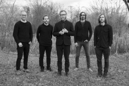 "The National release ""Carin At The Liquor Store"""