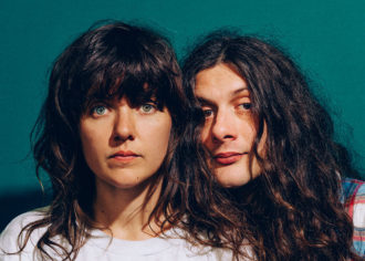 "Courtney Barnett and Kurt Vile debut new single ""Over Everything""."