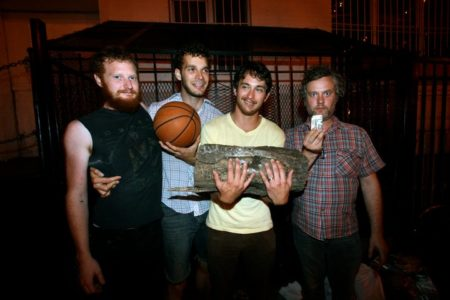 """The Unnatural Helpers, debut their new single """"My Brothers Been Kissin' My Girlfriend"""""""