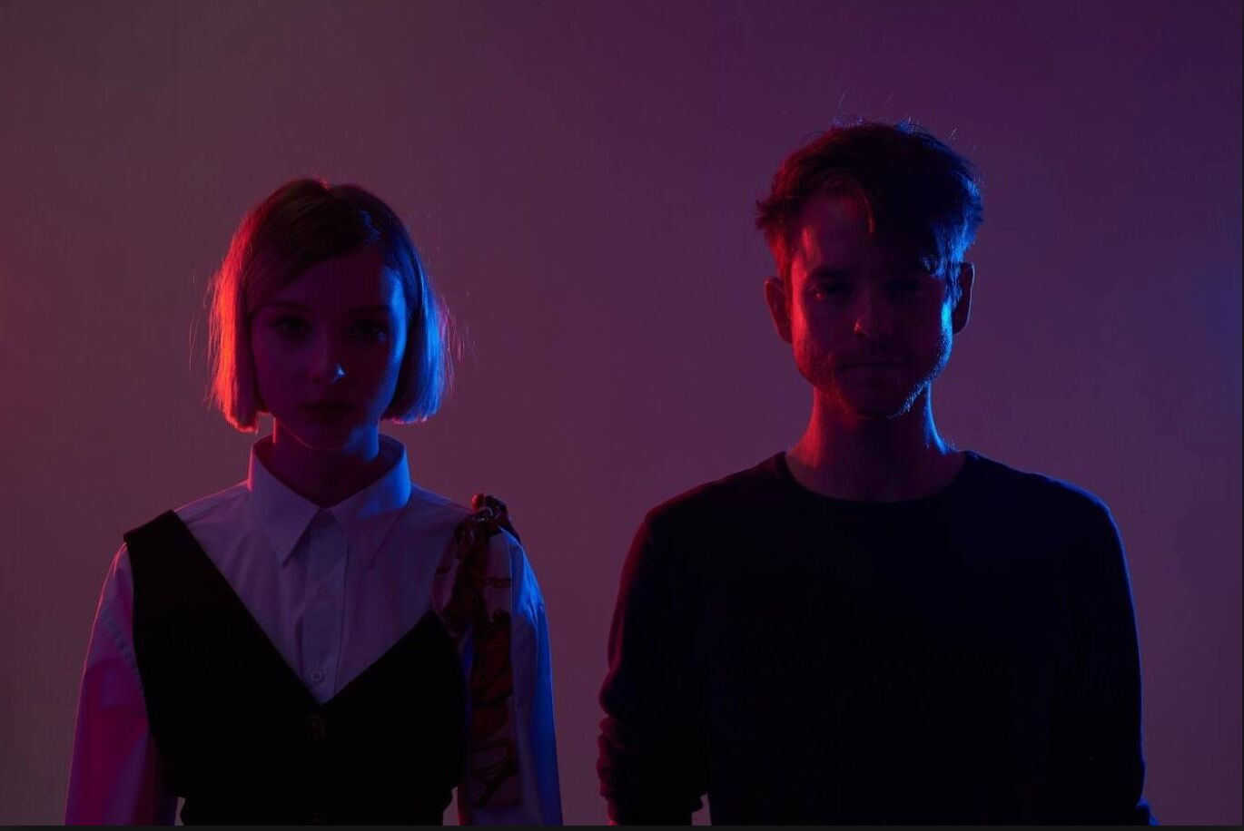 "Australian duo, Chymes release new single ""Shade""."
