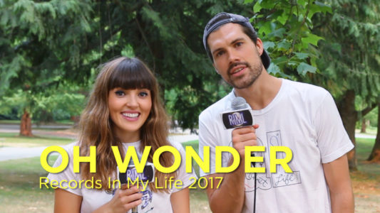 Oh Wonder guest on 'Records In My Life'