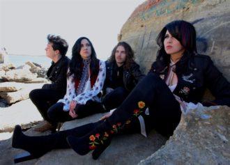 "Soraia debut video for ""Quicksand""."