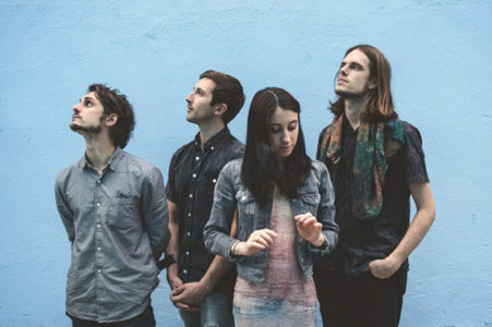 """Wave To Anchor"" by Hundred Waters, is Northern Transmissions' 'Song of the Day'."