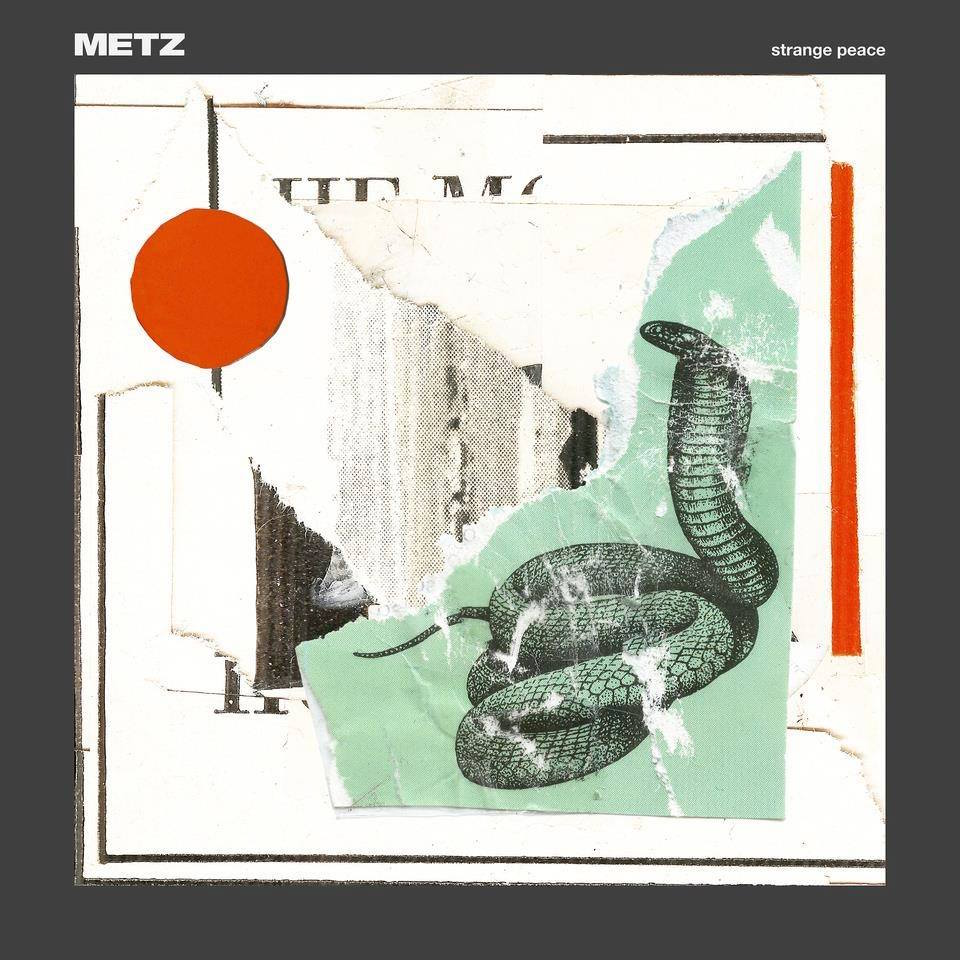 METZ album review
