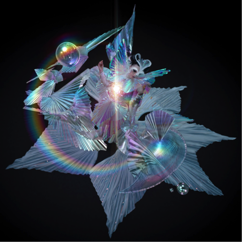 """Björk releases new video for """"The Gate"""""""