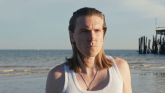 """Runnin' Outta Luck"" by Alex Cameron, is Northern Transmissions' 'Song of the Day'."