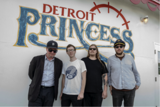"Protomartyr share new single ""Don't Go To Anacita"""