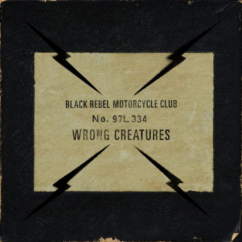 Black Rebel Motorcycle Club announce new album 'Wrong Creature'