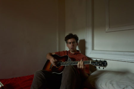 """A. Savage shares """"Phantom Limbo,"""" The new song off his debut solo album 'Thawing Dawn"""