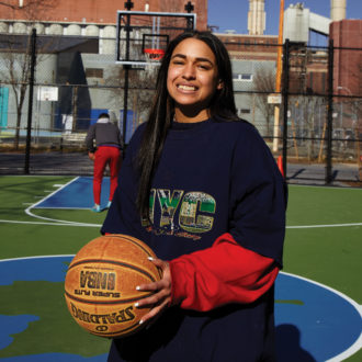 "Princess Nokia Shares Double-Feature Video ""Bart Simpson / Green Line"" 