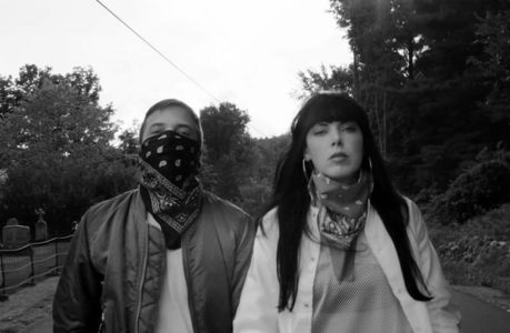 "Sleigh Bells release new video for ""All Saints"""