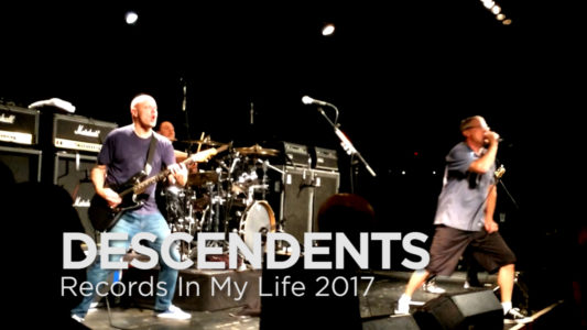 Descendents guest on 'Records In My Life'.