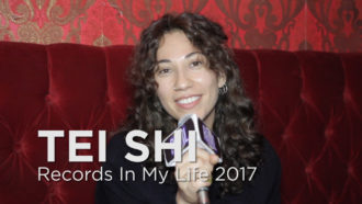 Tei Shi guests on 'Records In My Life'
