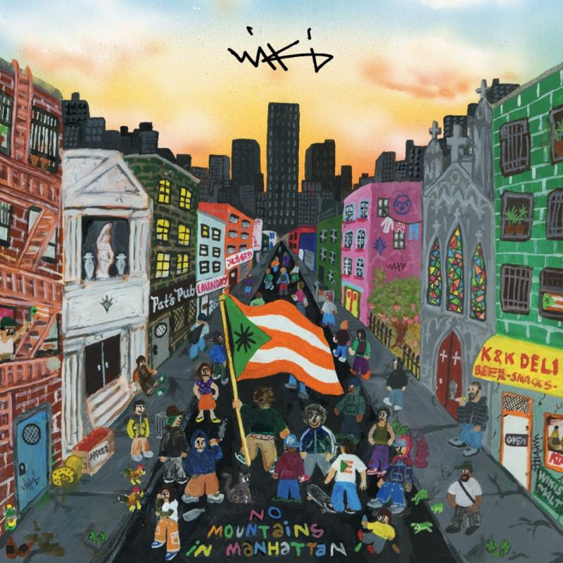 """Wiki debuts video for """"The Mayor"""""""