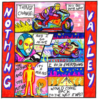 'Nothing Valley' by Melkbelly album review by Adam Williams